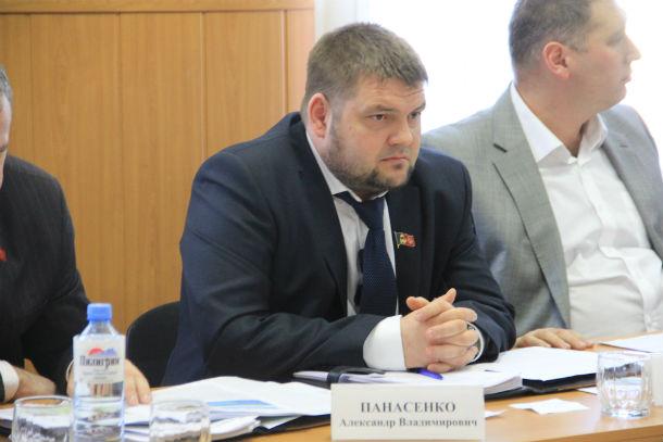 Депутат Денис Ярин Фото Анны Неволиной