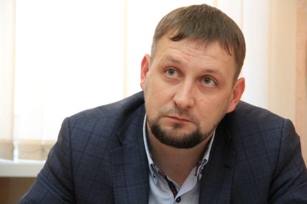 Константин Гартман, главный архитектор Первоуральска Фото Анны Неволиной