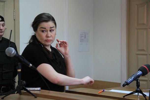 Елена Андронова Фото Анны Неволиной