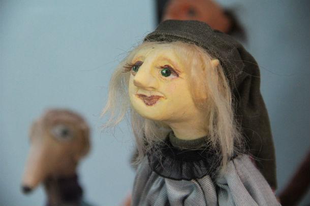 На изготовление одной куклы у Евгении уходит четыре дня. Долго трудиться над персонажами автор не любит Фото Анны Неволиной