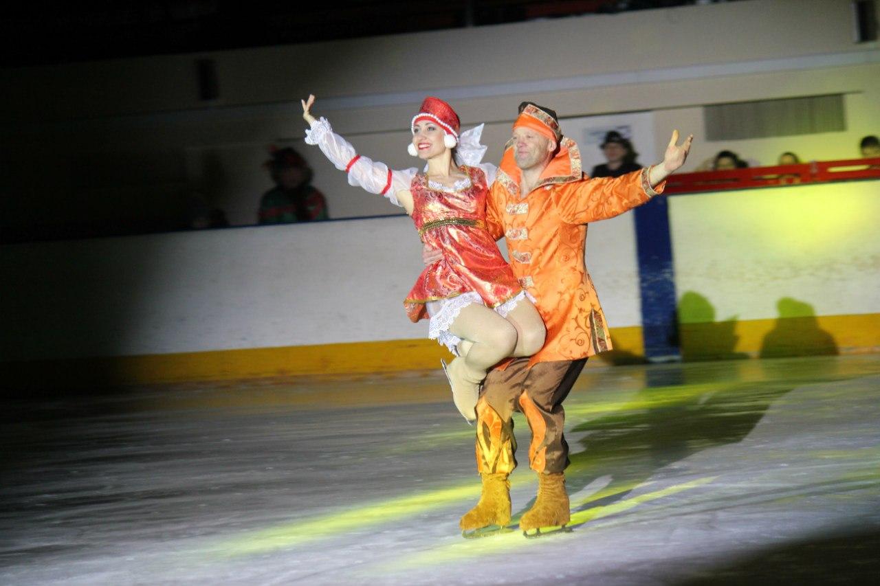 В Первоуральске показали «Фигурные страсти»