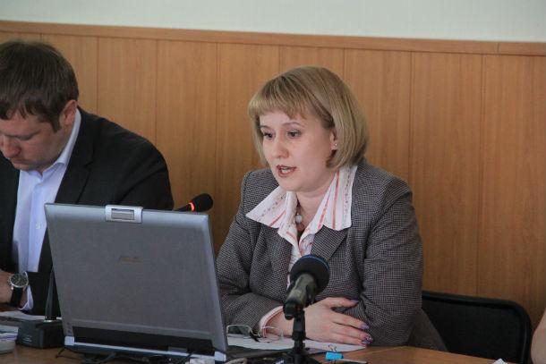 Светлана Гладкова Фото из архива редакции