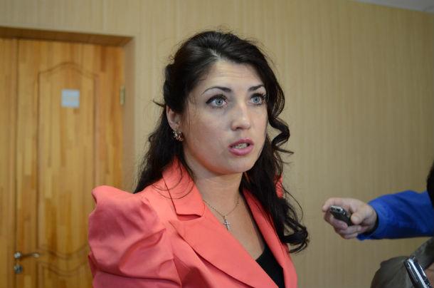 Наталья Воробьева, депутат