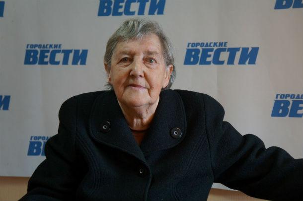 Нина Тюленева Фото Светланы Колесниковой