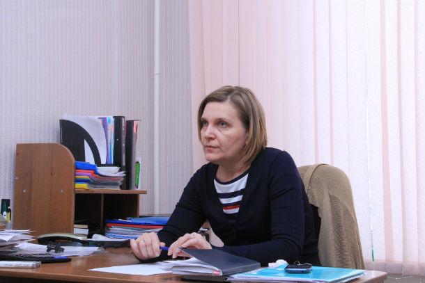 Ирина Гильманова,  начальник дошкольного отдела управления образования Фото Анны Неволиной