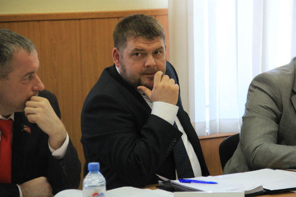 Денис Ярин Фото из архива редакции