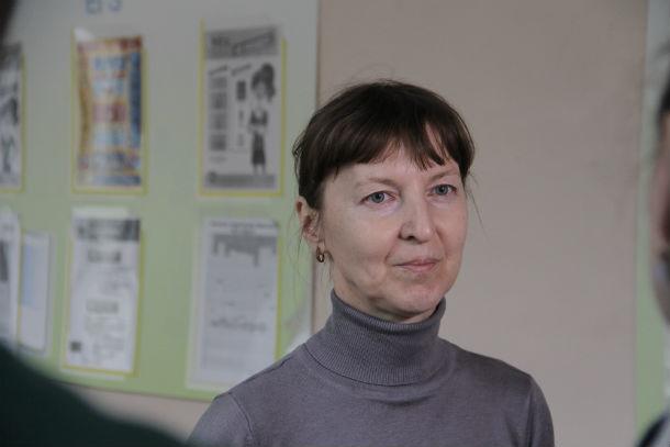 Отличница Елена Пшеницына Фото Анны Неволиной
