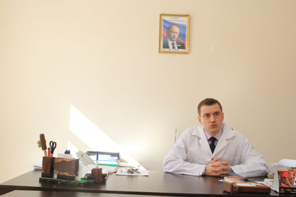 Андрей Сенин