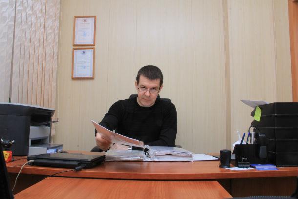 Олег Шулин, участник межрегионального общественного движения «Комитет по защите прав автомобилистов», юрист
