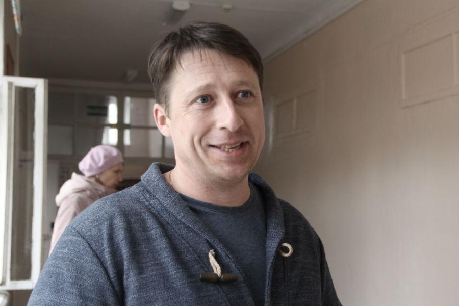 Павел Кольцов