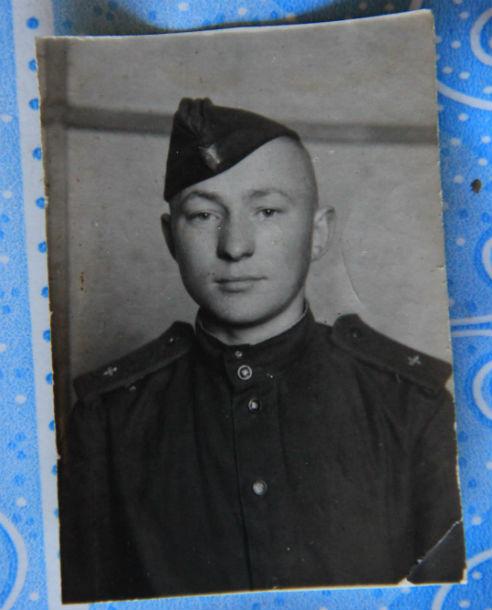 Иван Капустин во время войны Фото из личного архива Ивана Капустина