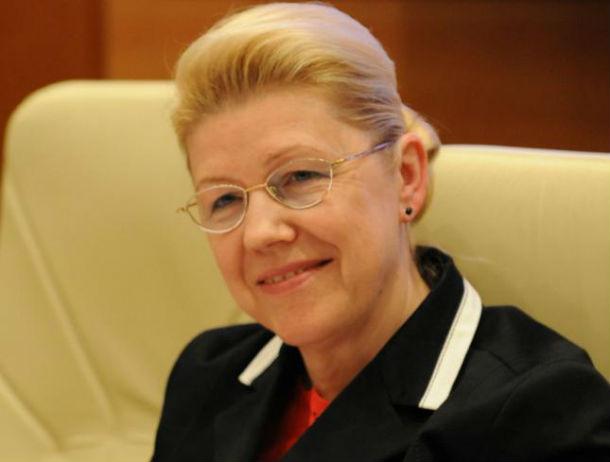 Елена Мизулина Фото с сайта echomsk.spb.ru