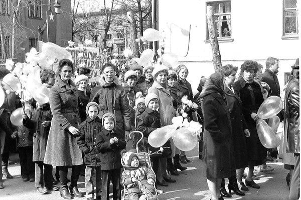 РетроПервомай. Фотоподборка читателей «Городских вестей»