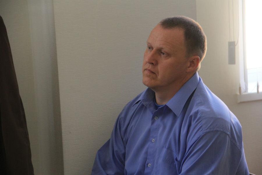 Андрей Башкиров: «Вину в совершенном преступлении не признаю».