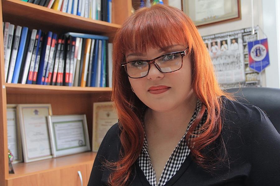 Ксения Лумпова, юрист Фото Анны Неволиной