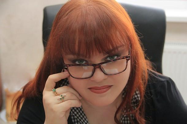 Ксения Лумпова, эксперт в сфере ЖКХ Фото из архива редакции