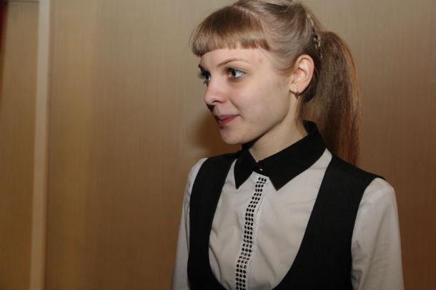 Юлия Итяйкина Фото Марии Поповой