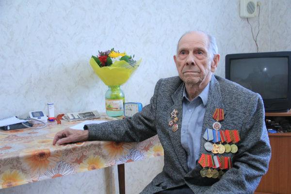 Михаил Вшивцев Фото Анны Неволиной