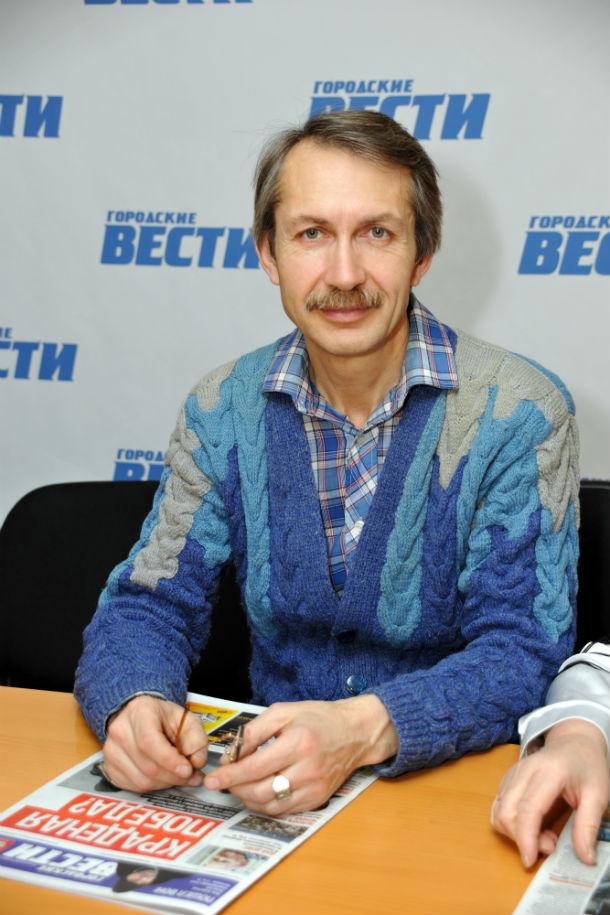 Рафаил ШарафутдиновФото из архива редакции