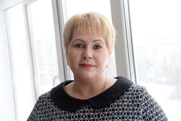 Нина Журавлева Фото из архива редакции