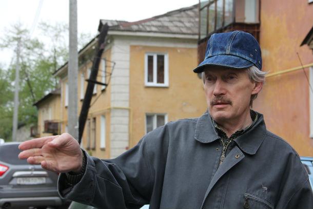 Алексей Кудрин, читатель Фото Марии Поповой