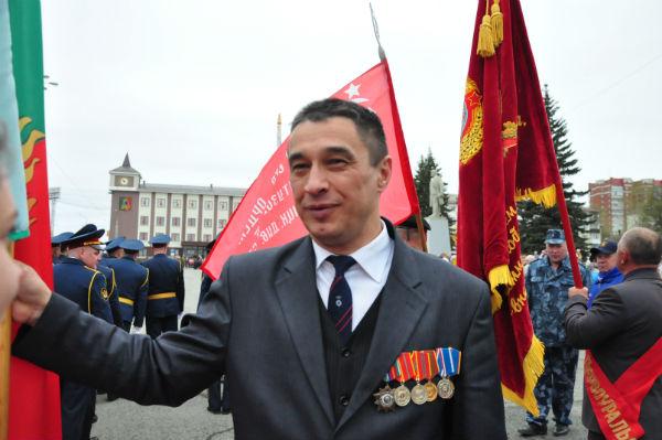 Игорь Малков
