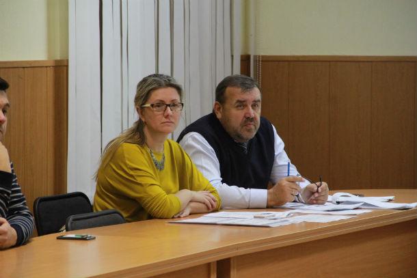 Марина Шолохова и Геннадий Зверев Фото из архива редакции