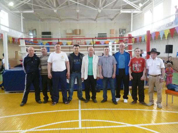 Тренерский состав турнира Фото предоставлено Валерием Сивоконем