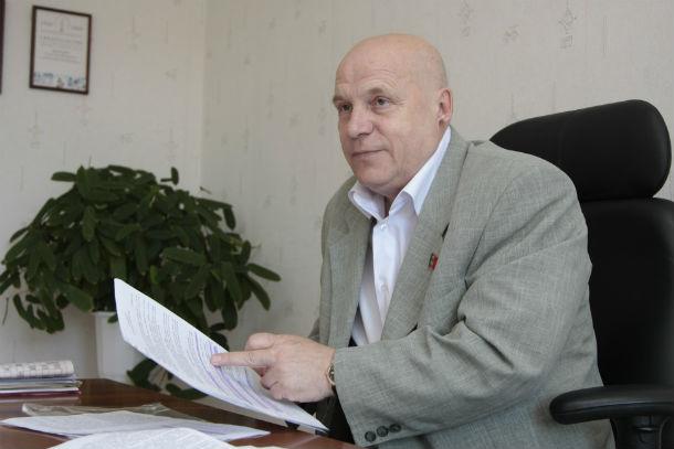 Александр ЦедилкинФото из архива редакции
