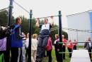Подтягивается глава администрации Первоуральска Алексей Дронов Фото Анны Неволиной