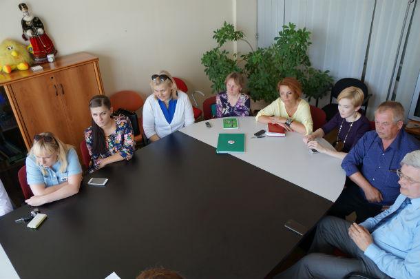 Собрание координаторов Бессмертного полка Фото Светланы Колесниковой