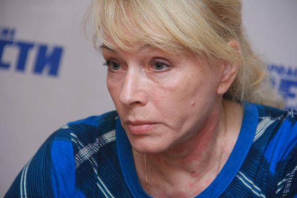 Ольга Хотенович Фото Анны Неволиной