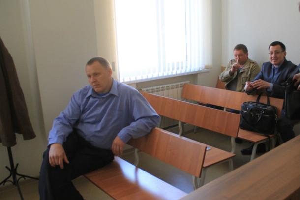 Андрей Башкиров объясняет свои проблемы с долгами нерадивостью судебных приставов Фото Андрея Попкова