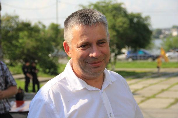 Владимир Вохмяков Фото Анны Неволиной