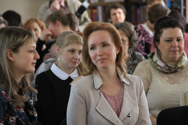 Елена Рожкова Фото из архива редакции