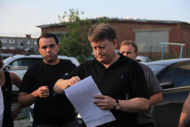 Андрей Плешивых Фото Анны Неволиной