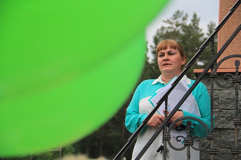 Юлия Воронина, председатель общества защиты животных Фото Анны Неволиной