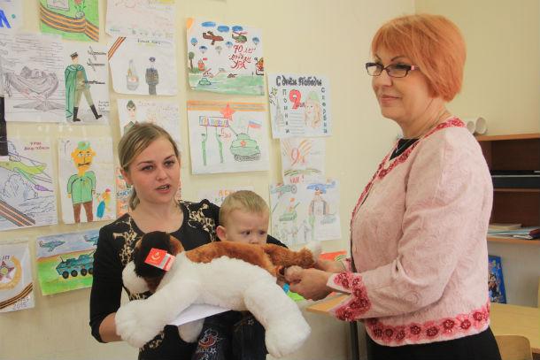 Благодаря собранным средствам маленький Андрюша Данилов получит необходимое лечение. Фото Анны Неволиной