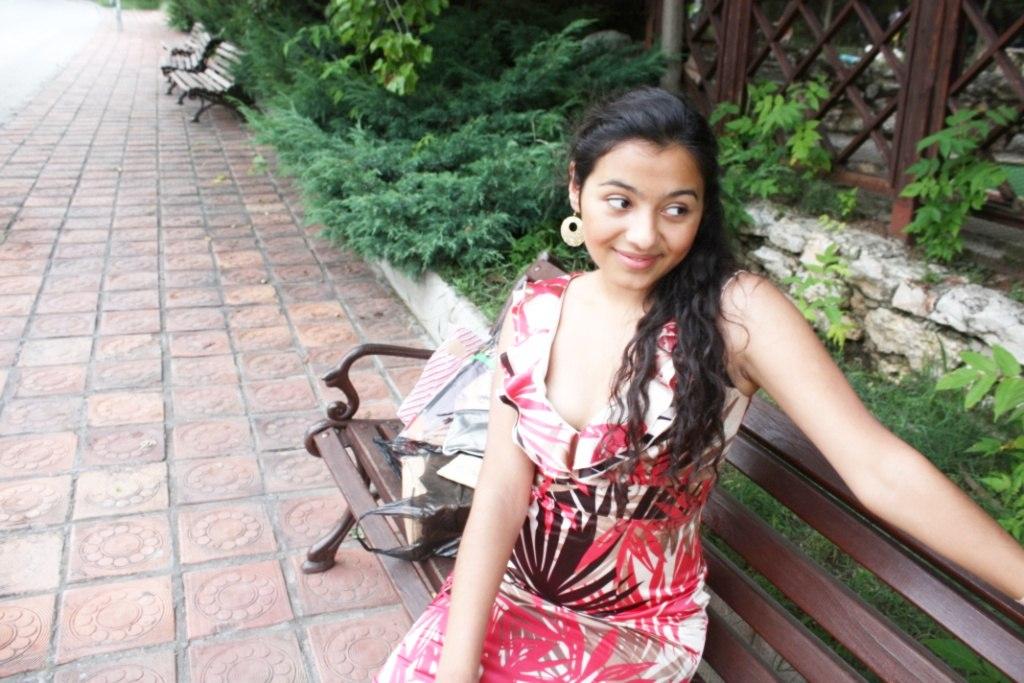 Надежда Иванова во время поездки в Болгарию Фото предоставлено Надеждой Ивановой