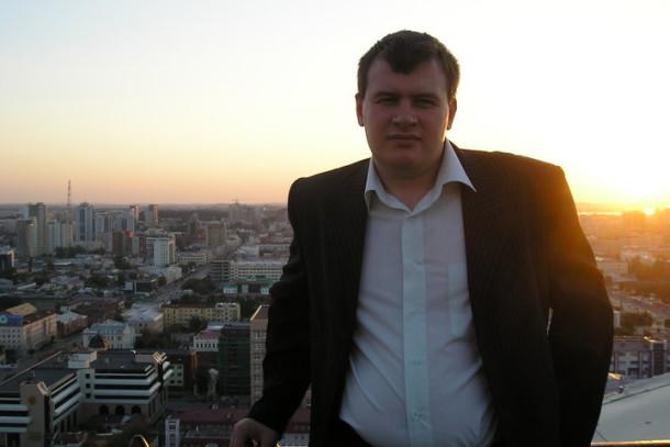 Дмитрий Рожин Фото со страницы Дмитрия Рожина в Фейсбуке