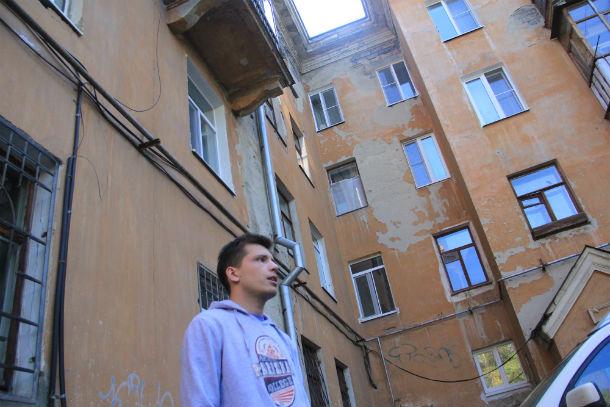 Дмитрий Паксеев Фото Ольги Хмелевой