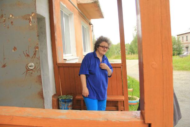 Елена Халилова Фото Анны Неволиной