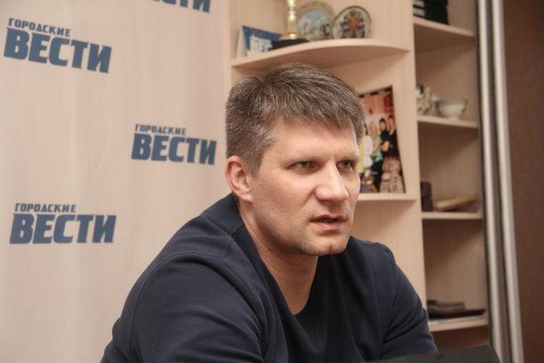 Константин Болышев Фото из архива редакции