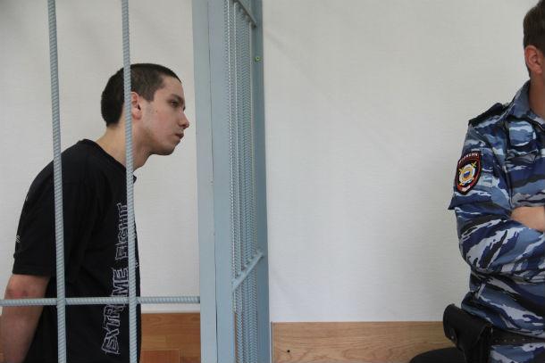 Денис Скаландист: «У меня шизофрения! Постоянная мания преследования!» Фото Анны Неволиной