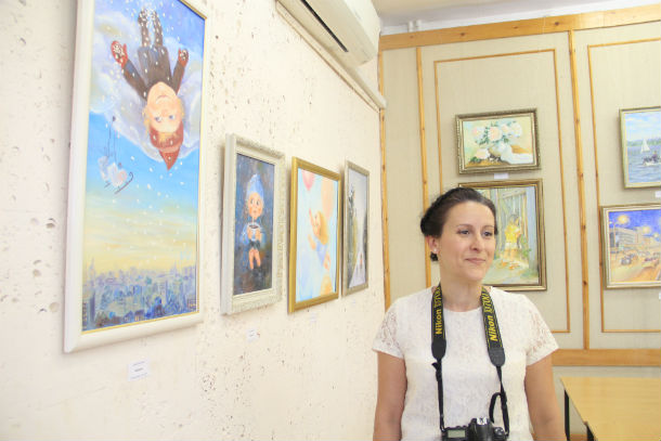 Анна Махмутова Фото Анны Неволиной
