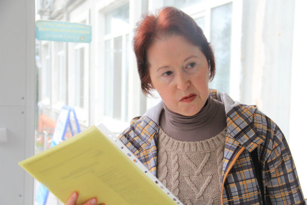 Татьяна Катырева Фото Анны Неволиной
