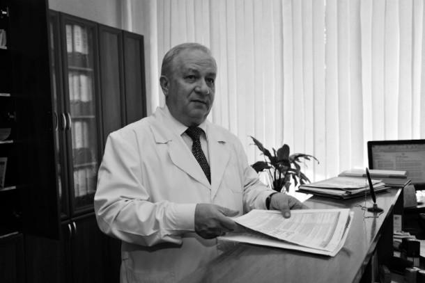 Николай Шайдуров, главный врач объединенной городской больницы Фото Сергея Баталова