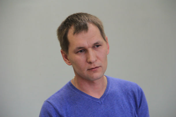 Михаил Хохолков Фото Анны Неволиной