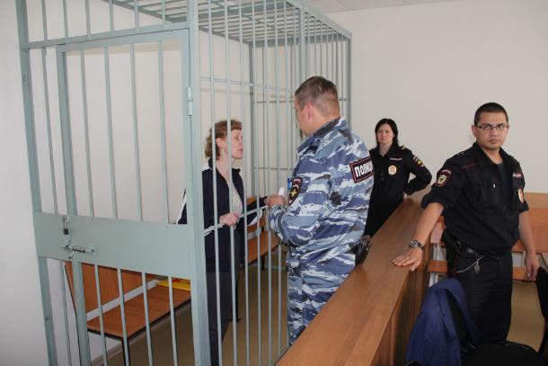 Уголовное дело заключенной ИК № 6 Елены Казанко рассматривается в Первоуральском городском суде с весны этого года. Фото Андрея Попкова