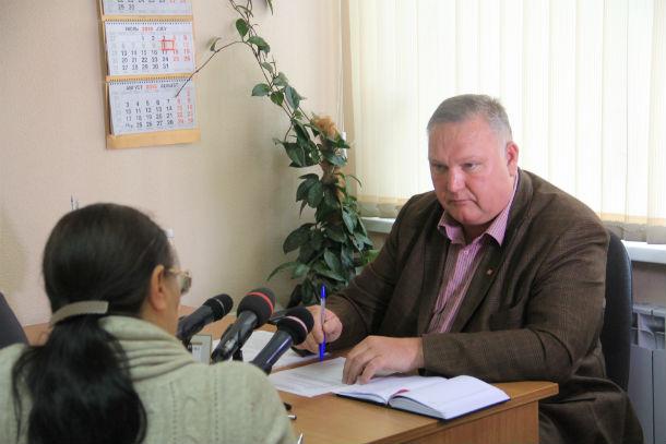 Олег Сандаков Фото из архива редакции